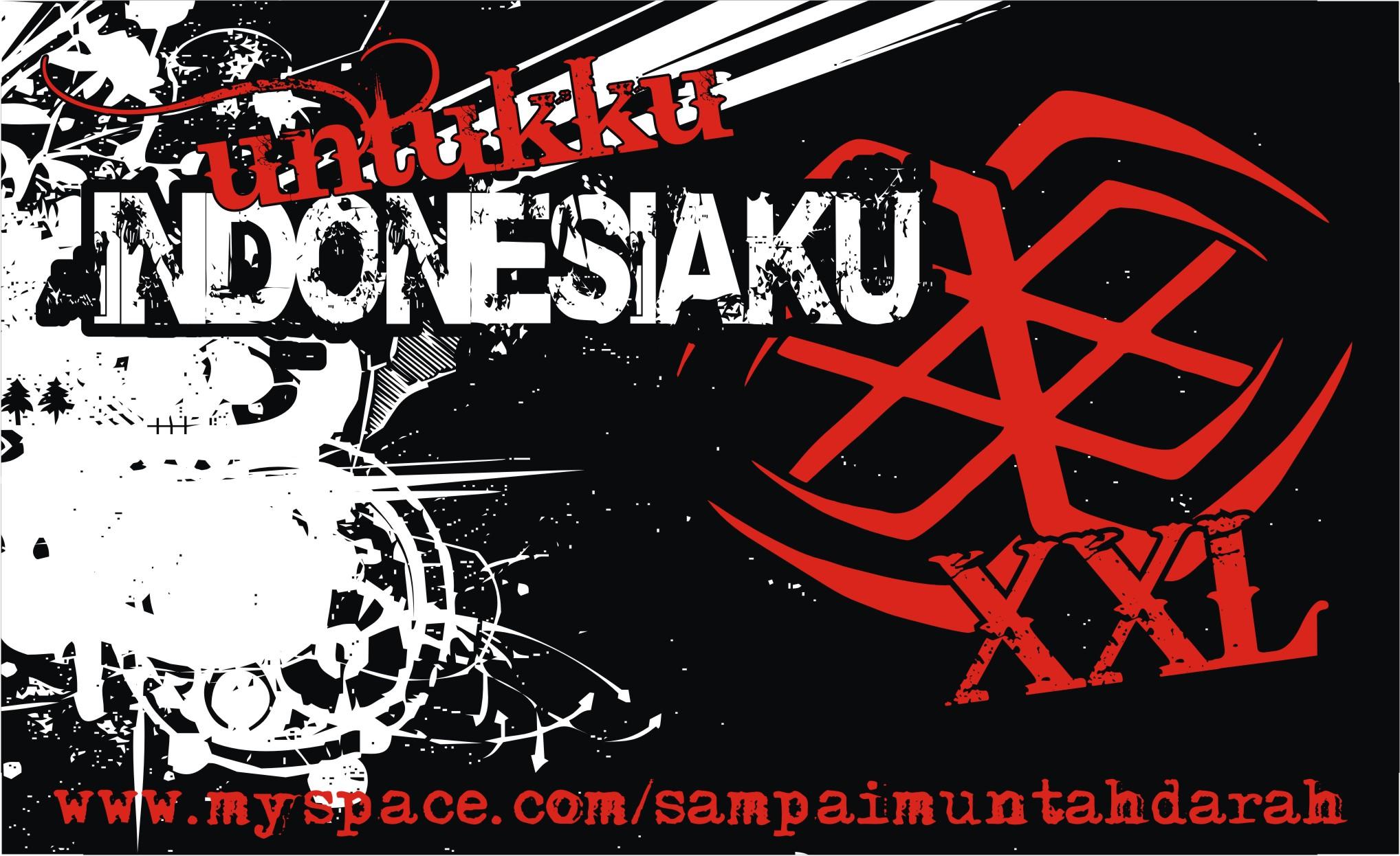 About xxl stiker untukku indonesiaku